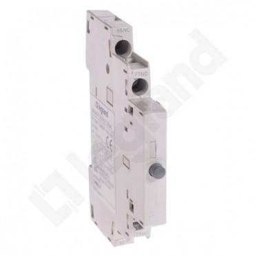 Styk sygnalizacyjny zwarcia 1Z 1R montaż boczny MPX3 417407
