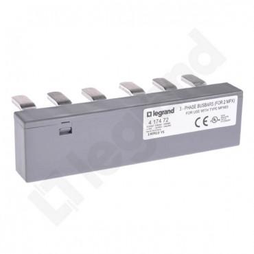Szyna łączeniowa 108A do 3 wyłączników MPX3 63H 417472