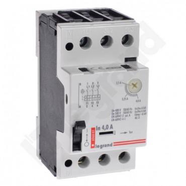 Wyłącznik silnikowy 3P 1,5kW 2,5-4A M 250 4 606807