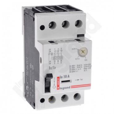 Wyłącznik silnikowy 3P 4kW 6,3-10A M 250 1R/1Z 10 606829