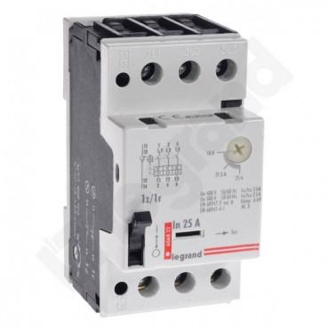 Wyłącznik silnikowy 3P 11kW 18-25A M 250 1R/1Z 25 606832