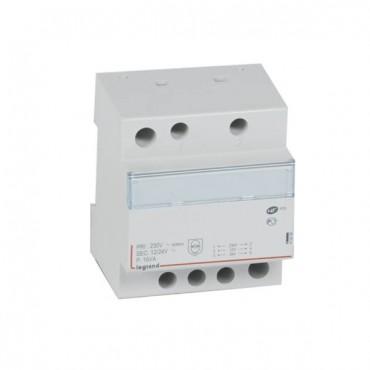 Transformator bezpieczeństwa modułowy TR316 230/12/24V 16VA 413095