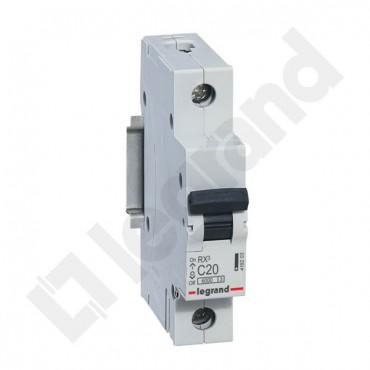 Wyłącznik nadprądowy 1P C 20A 6kA AC S301 RX3 419203