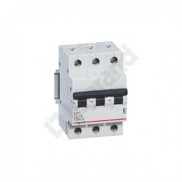 Wyłącznik nadprądowy 3P C 16A 6kA AC S303 RX3 419235