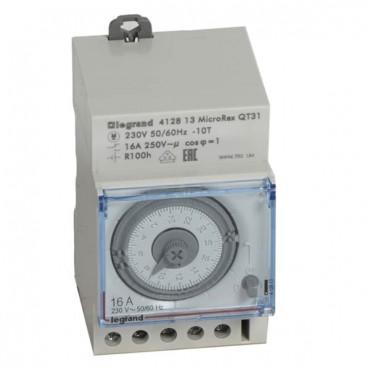 Programator analogowy dobowy jednokanałowy MicroRex QT31 412813
