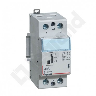 Stycznik modułowy 40A 2Z 230V AC SM340 /z manipulatorem/ 412545
