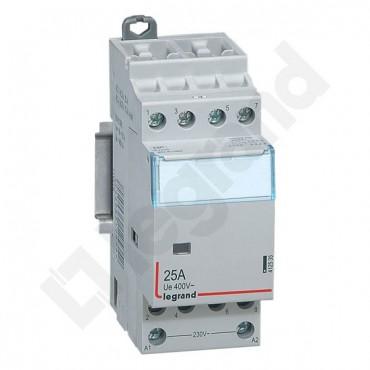 Stycznik modułowy 25A 4Z 0R 230V AC SM425 004159/412535