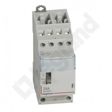 Stycznik modułowy 25A 4Z 0R 230V AC SM425 004148/412551
