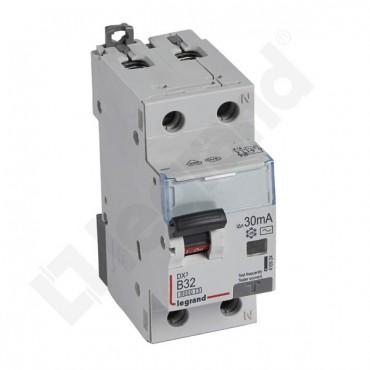 Wyłącznik różnicowo-nadprądowy 2P 32A B 0,03A typ AC P312 DX3 410924