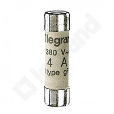 Wkładka bezpiecznikowa cylindryczna 8,5x31,5mm 4A gG 400V 012304
