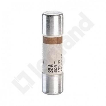 Wkładka bezpiecznikowa cylindryczna 10,3x38mm 32A gG 500V 013332