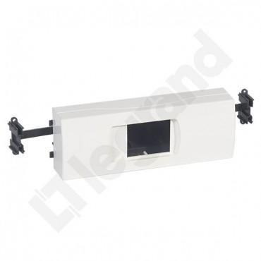 DLP Uchwyty do montażu aparatury modułowej 2 moduły /pokrywa 65mm/ 010925