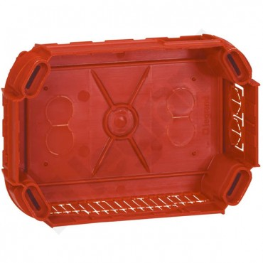 BATIBOX Puszka rozgałęźna do ściany murowanej 165x115x40mm 089273
