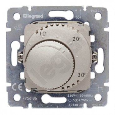 SISTENA LIFE Regulator temperatury 8A 5-30°C titan 775686
