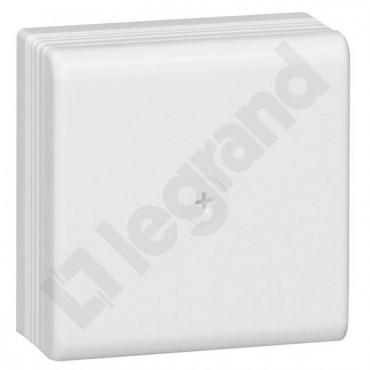 Puszka rozgałęźna 75x75 DLP biała 030316
