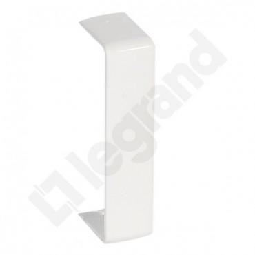 Osłona połączenia DLPlus 60x16/20 biała 033608