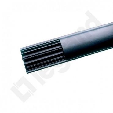 Listwa podłogowa 92x20mm 2m szara DLP 92x20 032800