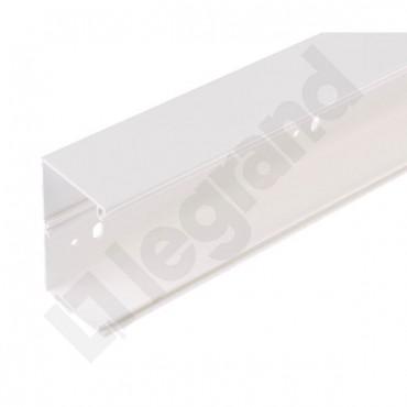 Kanał instalacyjny bez pokrywy KIO 85x50 biały 330210 /2m/