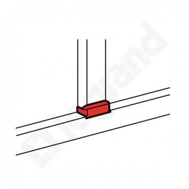 Rozgałęźnik płaski do kanału DLP 35x 50x 010736