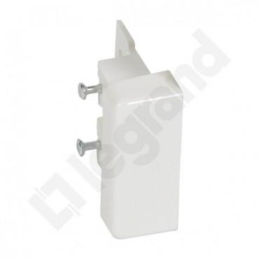 Końcówka kanału 32x 12.5mm biały DLPlus 32x12.5 031203