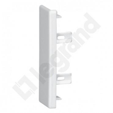 Końcówka kanału 60x 16mm biały DLPlus 60x16/20 030290