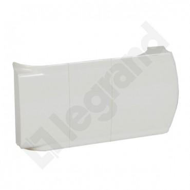 Zaślepka 80x 20mm biały DLP 80/120X20 033664