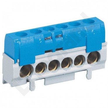Listwa przyłączeniowa N IP2x 2x35mm2 + 4x16mm2 004815