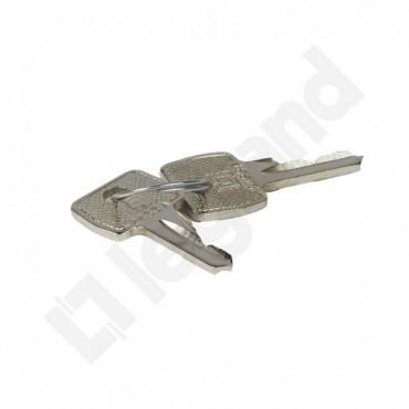 Klucz 2433A zapasowy (2szt.) 036545