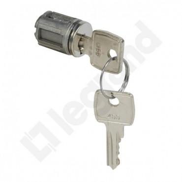 Wkładka patentowa z kluczem NR 455 020292