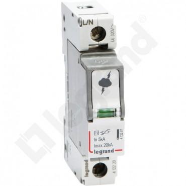 Ogranicznik przepięć C 1P 20kA 1,2kV ON 300 412220