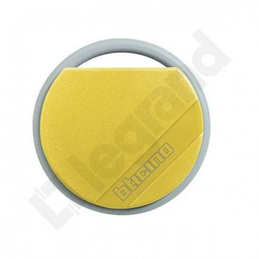 Brelok zbliżeniowy żółty 348206