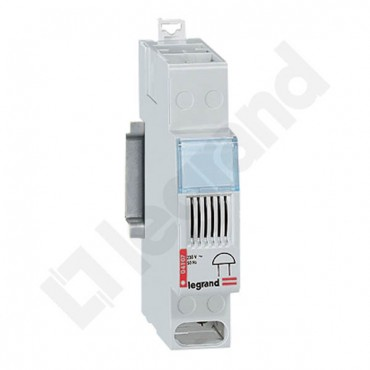 Dzwonek modułowy DM330 230V 5VA 004107