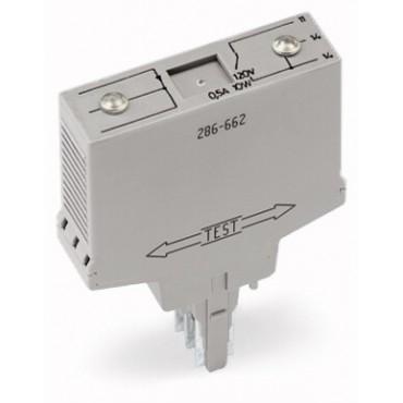 Przekaźnik kontroli przepływu prądu 0,25-1,5A DC 286-662