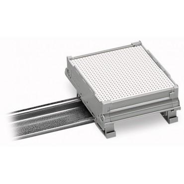 Profil podstawki montażowej szary 288-600