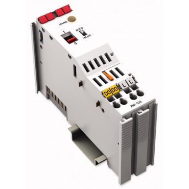 Moduł przekaźnikowy 1z 1DO 230V AC 16A 750-523