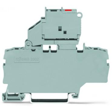 Złączka bezpiecznikowa 2-przewodowa 120V szara TOPJOBS 2002-1911/1000-867