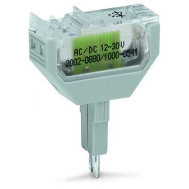 Pusty wtyk typ 4 z LED 10-30V 2002-880/1000-541