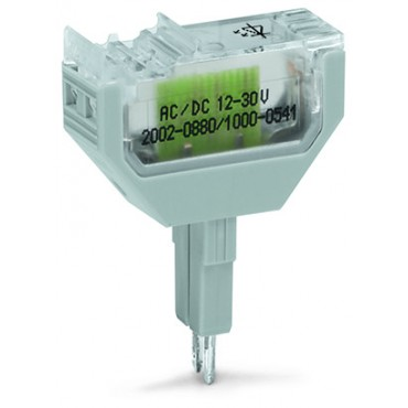 Pusty wtyk typ 4 z LED 110-250V 2002-880/1000-836
