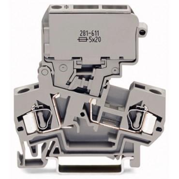 Złączka bezpiecznikowa 10mm2 281-612