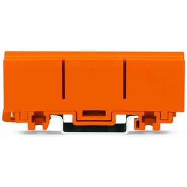 Adapter montażowy na złączki jednorzędowe 14mm i dwurzędowe 18,5mm pomarańczowy 2273-500 /10szt./