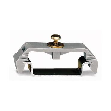 Podstawka dystansowa do izolowanego montażu szyn TS 35 szara 209-106 /25szt./