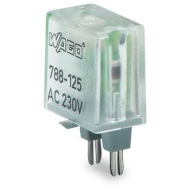 Dioda sygnalizacyjna 24V DC czerwona 788-120 /25szt./