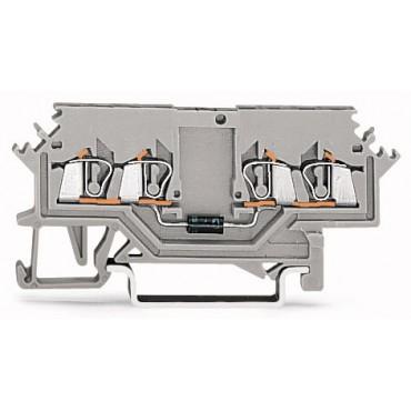 Złączka diodowa 4-przewodowa 1,5mm2 279-623/281-410