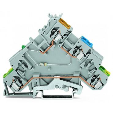Złączka do czujników zasilająca 2,5mm2 280-577/281-496