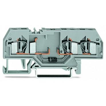Złączka diodowa 3-przewodowa 4mm2 1N 5408 281-673/281-400