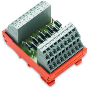 Bramka diodowa 9x1N 5408 289-105