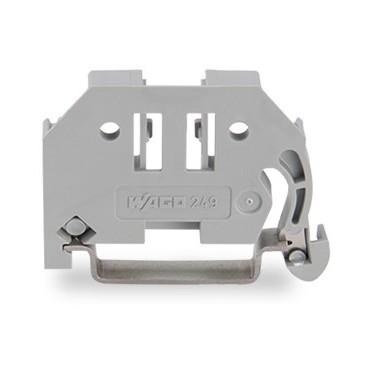 Blokada końcowa na szynę TS 35 DIN 6mm 249-116 /25szt./