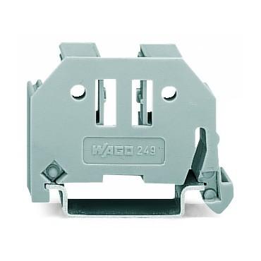 Blokada końcowa na szynę TS 35 DIN 10mm 249-117 /25szt./