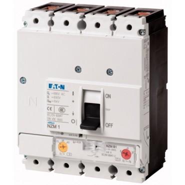 Wyłącznik mocy 40A 4P 36kA NZMC1-4-A40 271408