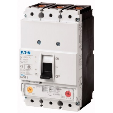 Wyłącznik mocy 32A 3P 36kA NZMC1-A32 283295